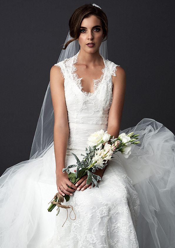 VIVIAN TUNG COLLECTION - Wedding gowns that re-define the concept of beauty