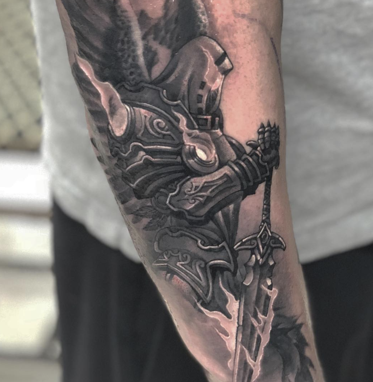 Jared Weippert - North Street Tattoo