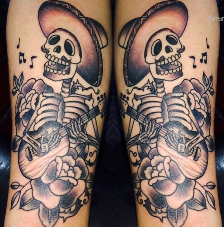 Juan Nava - First Love Tattoo