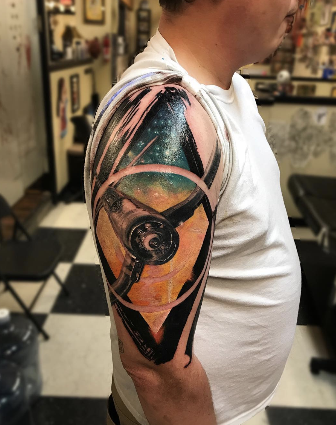 Lucas Eagleton - The Black Bison Tattoo Studio