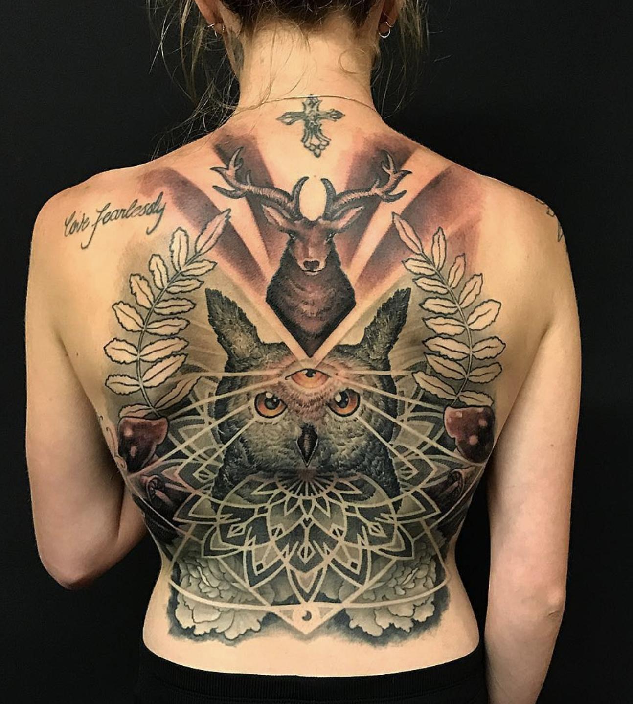 Cory Boersma - The Artful Dodger Tattoo & Comics