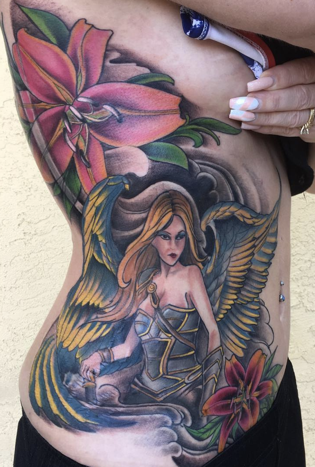 Danny Warner - Lighthouse Tattoo Club