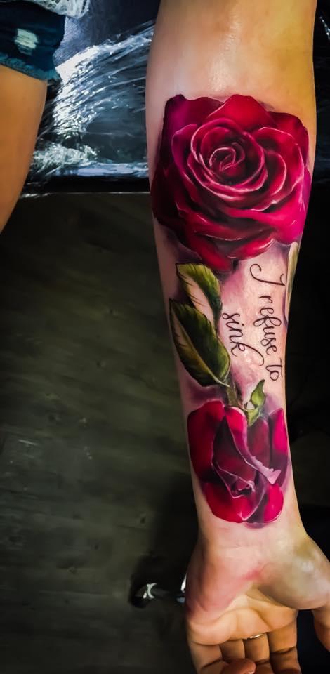 Matt Wood - Anchored Ink Springfield