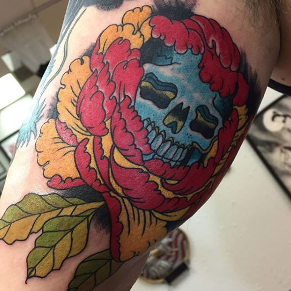 Jason Allen - Bright Ideas Tattoo