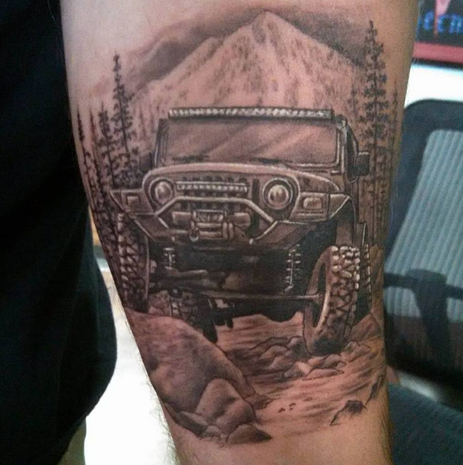 John Uttech - Smalltown Ink/Weed Tattoo Company