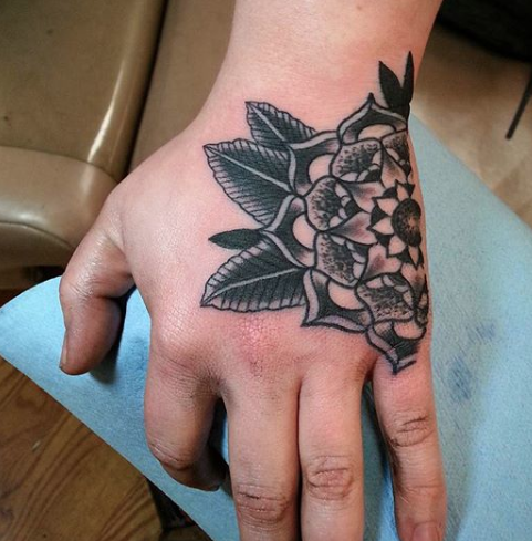 Ronald Bernal - Bright Ideas Tattoo