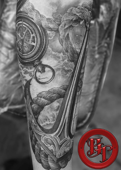 Brian Thomas - Artifex Tattoo Collective