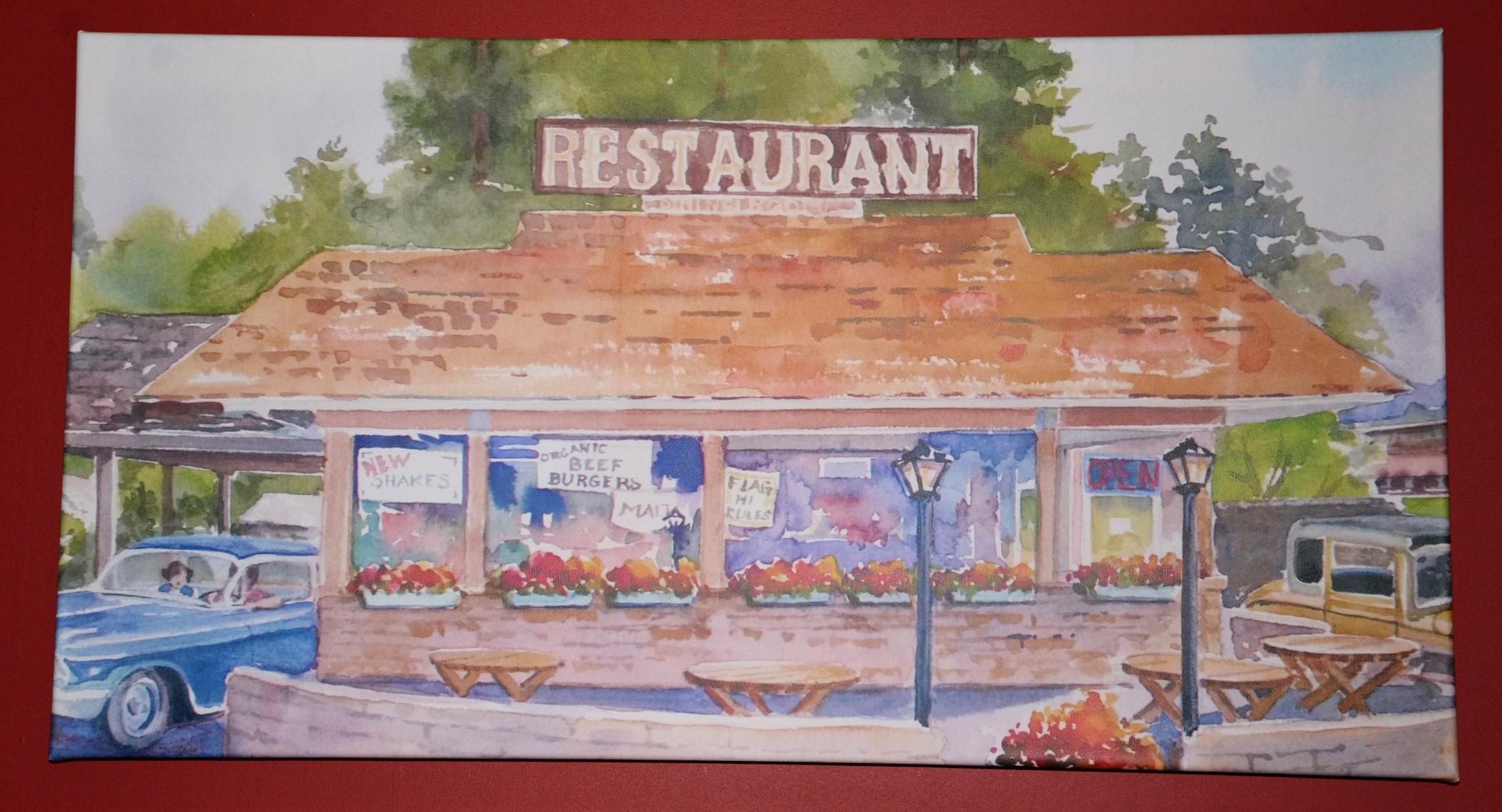 Mrs.Browns Burger Bar