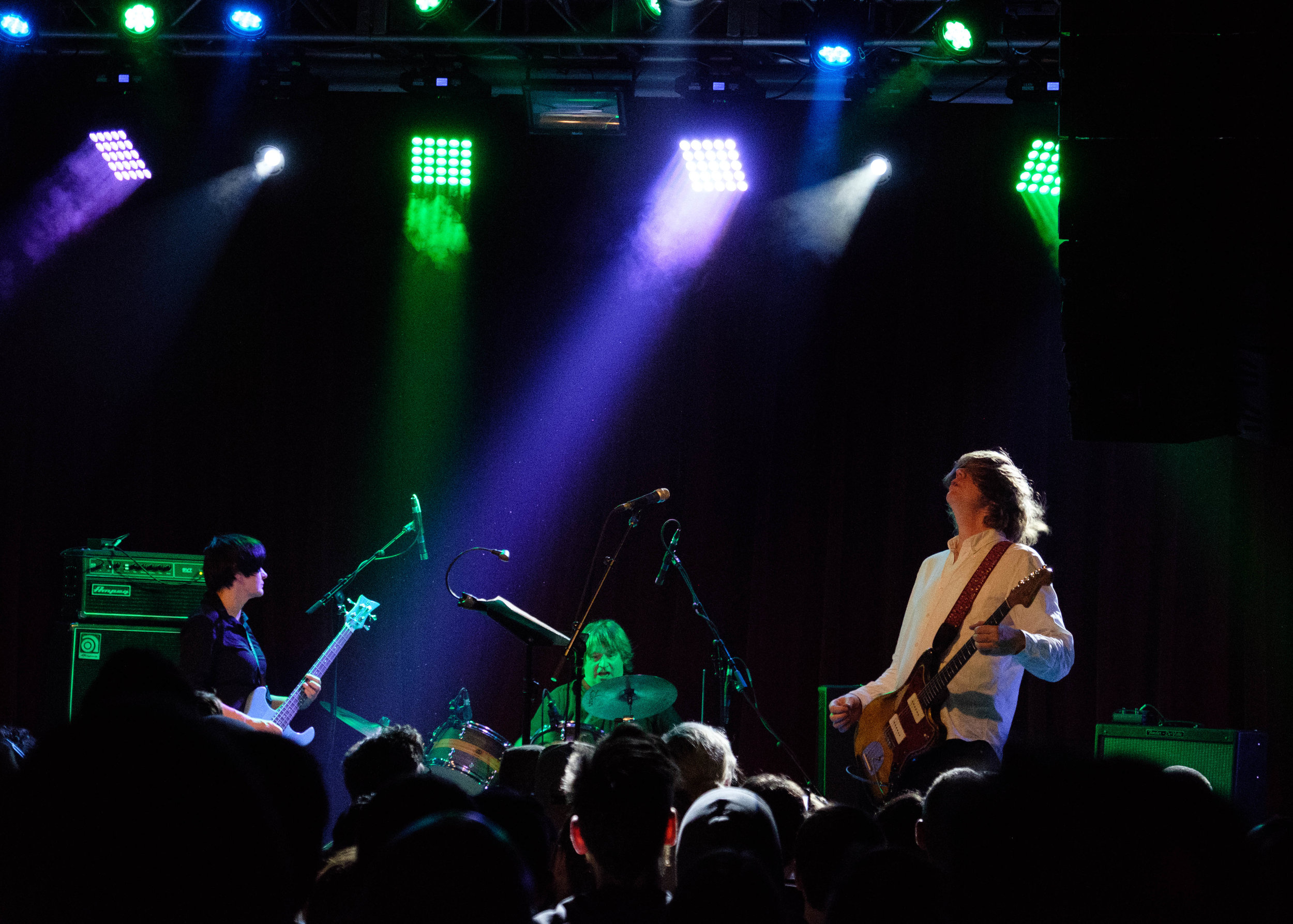 Thurston Moore Group, Neumos, Capitol Hill, Seattle.