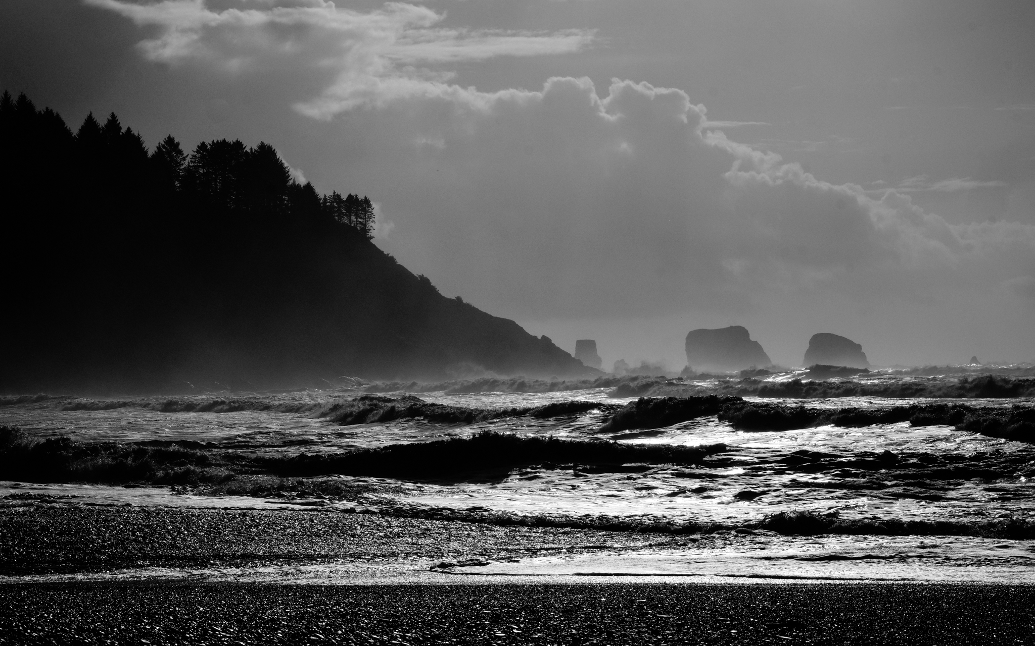 La Push, Olympic National Park. Fujifilm XH1. Some hasty Lightroom corrections and minor tweaks.