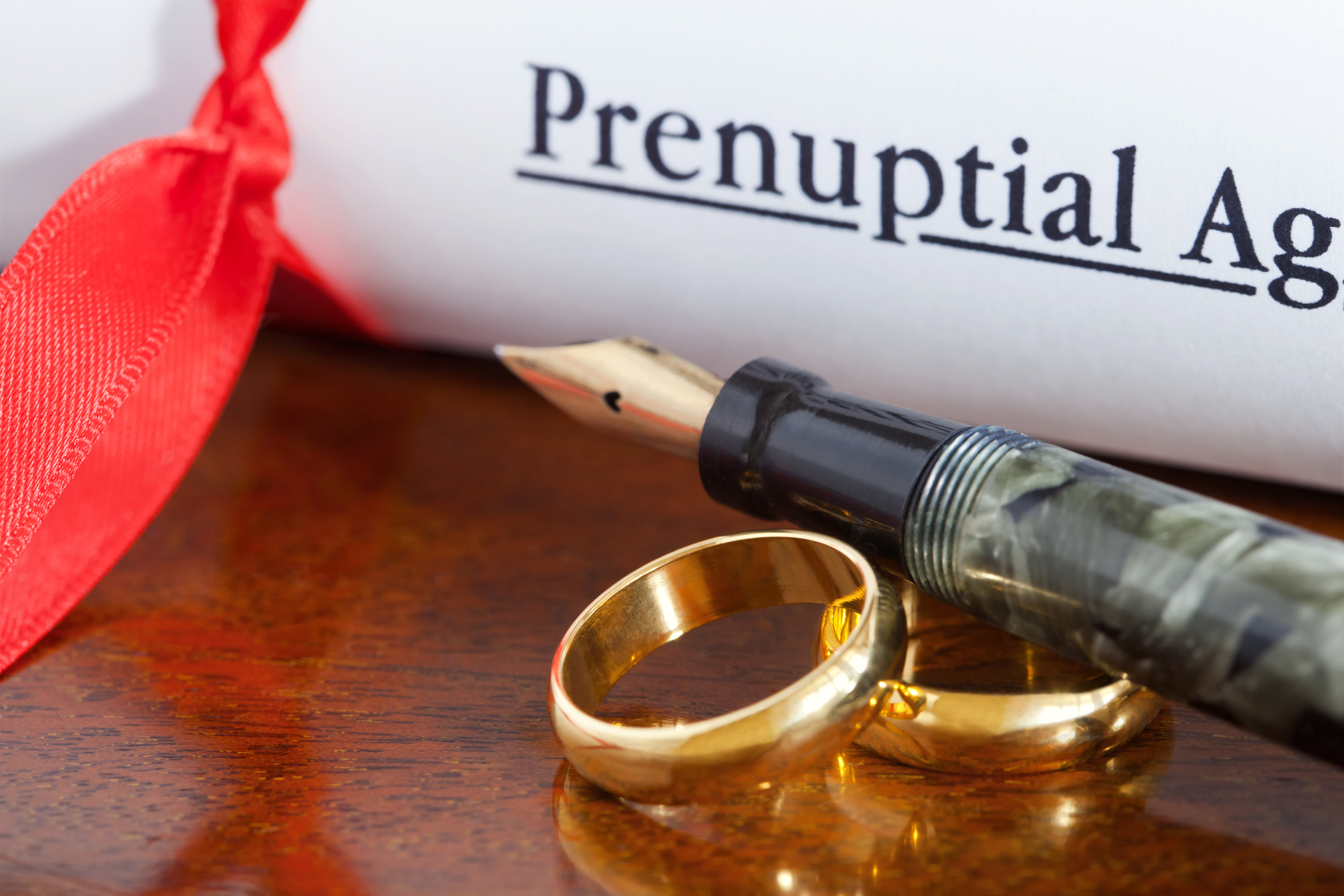 Prenuptial/Postnuptial Agreements - Before or after parties get married they can contractually agree regarding how to split their property in the event of a divorce.  If these agreements are not done properly, they may be deemed invalid at a later date.  We have experience preparing Prenuptial Agreements and Postnuptial Agreements in order to protect the assets and interests of our clients.  Contact us to discuss how we can help protect your interests while starting your marriage on a solid footing.