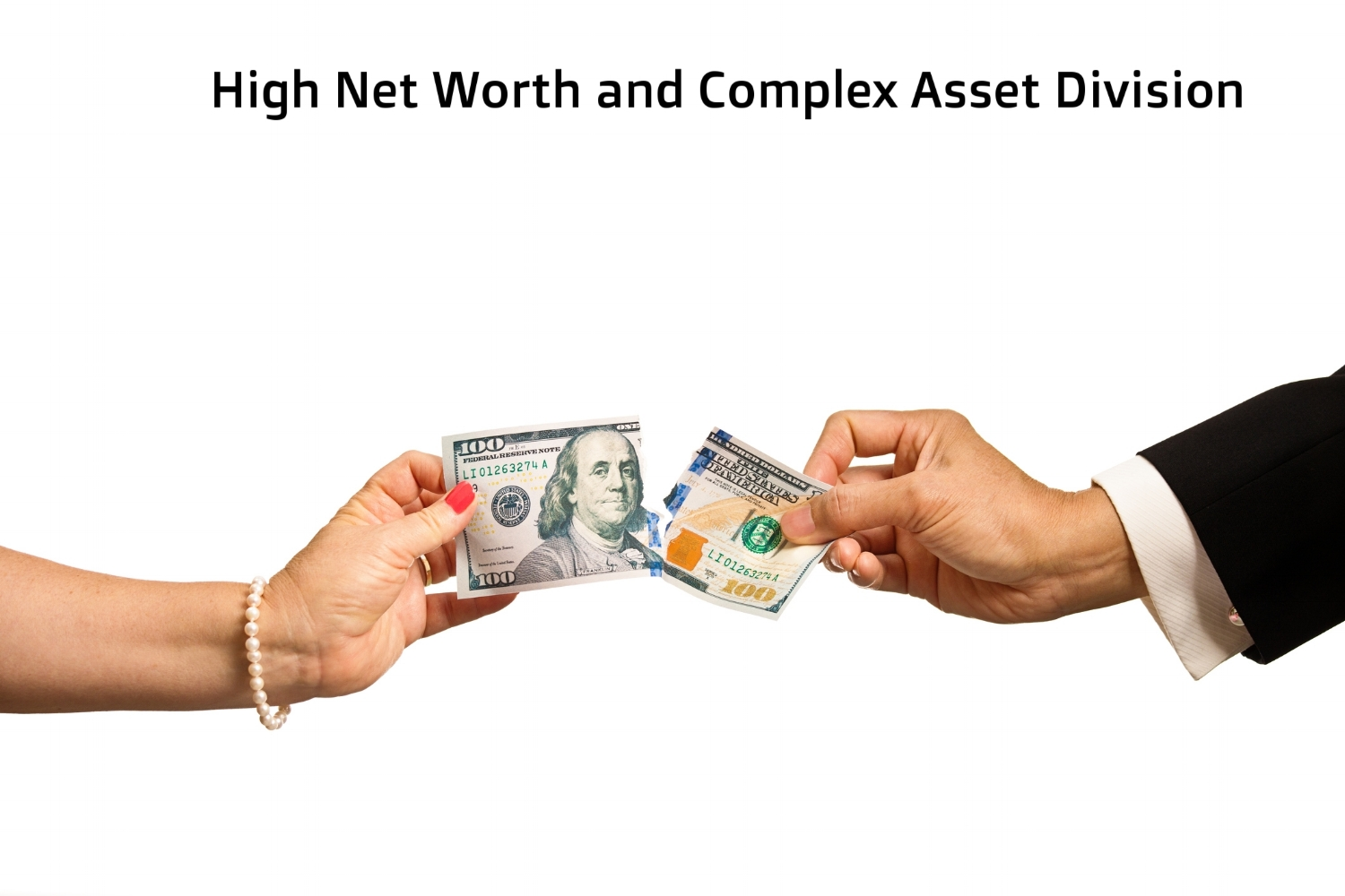 High Net Worth and Complex Asset Division