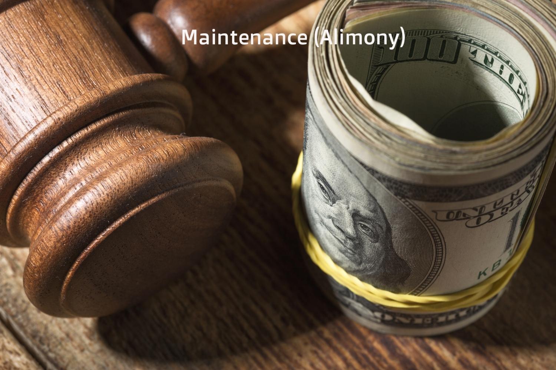 Maintenance (Alimony)