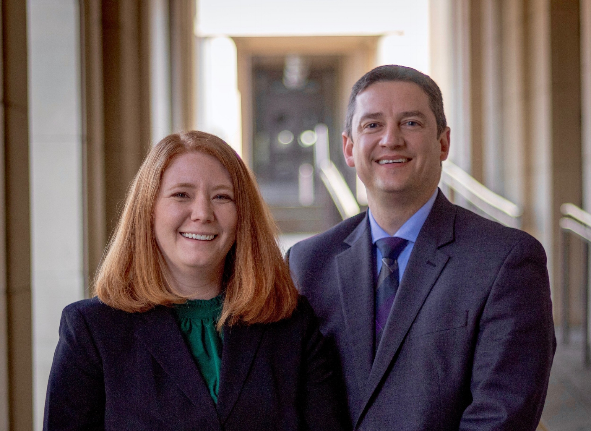 Anna Dominick and Carl Devine - Attorneys in Lexington, KY focusing on family law including divorce, child custody, child support, separation, maintenance/alimony, adoptions, domestic violence, high net worth asset division, and prenuptial and postnuptial agreements.