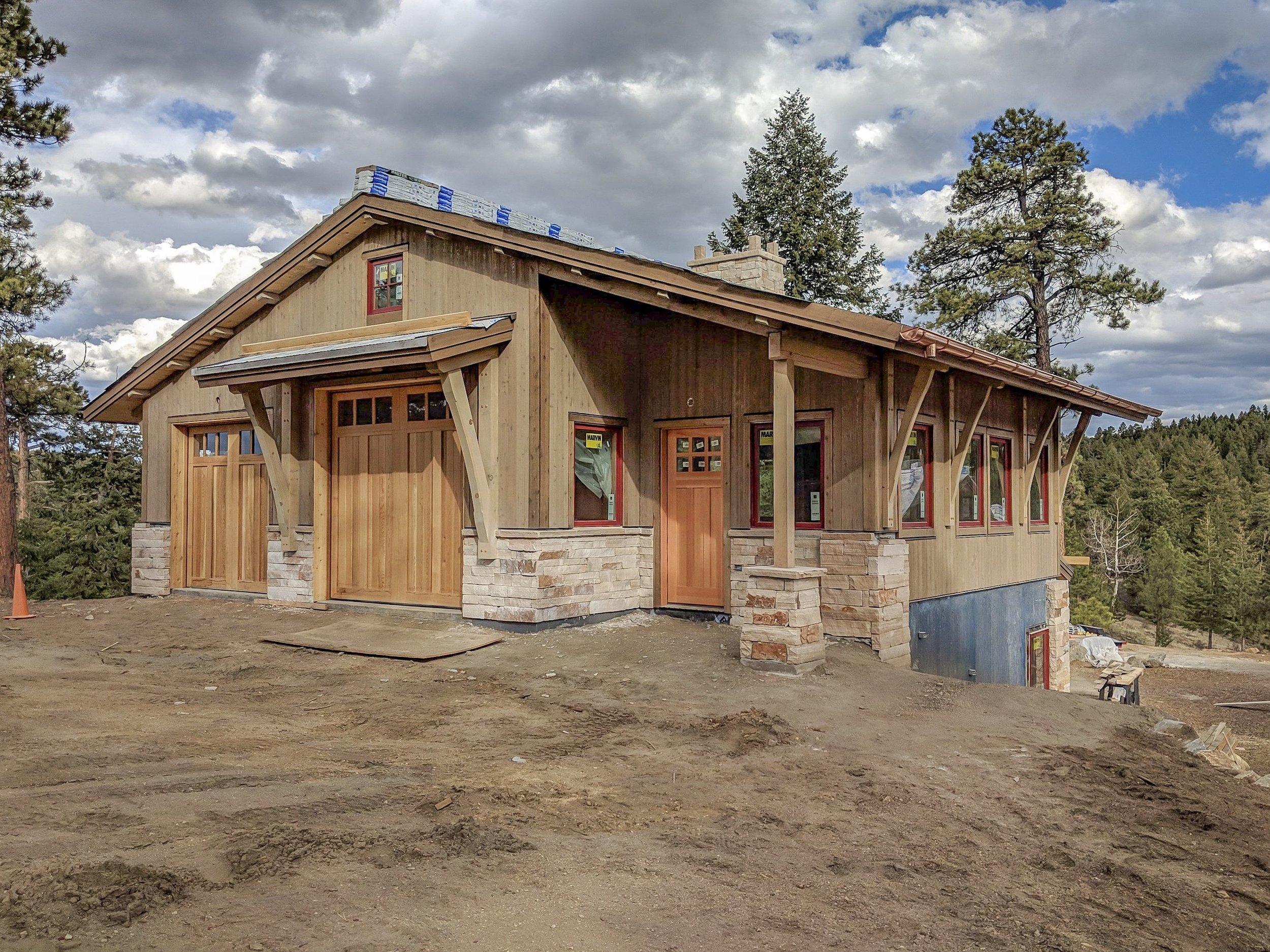 The Woodside Overlook — Best Custom Homes