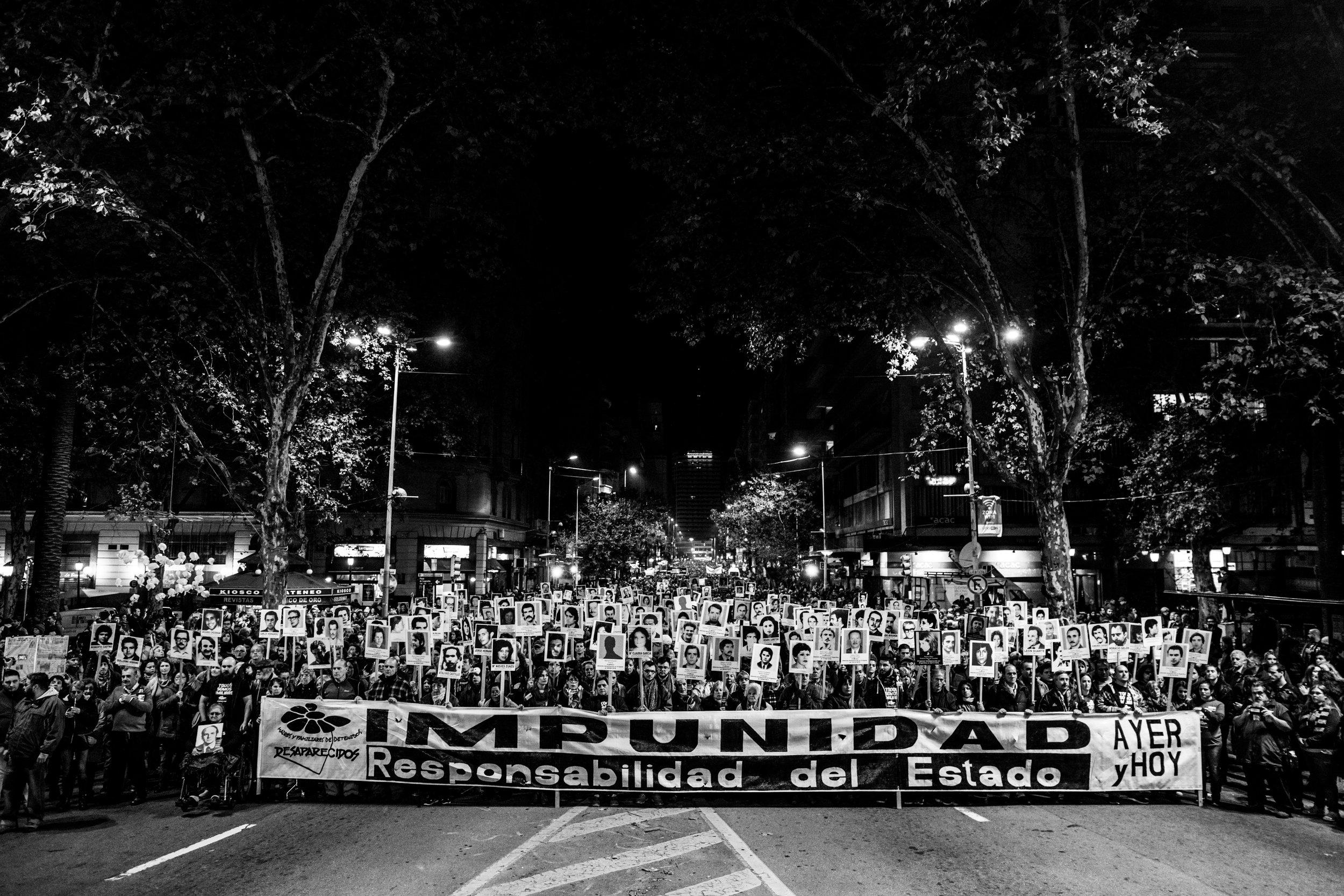 marcha del silencio 2018 -
