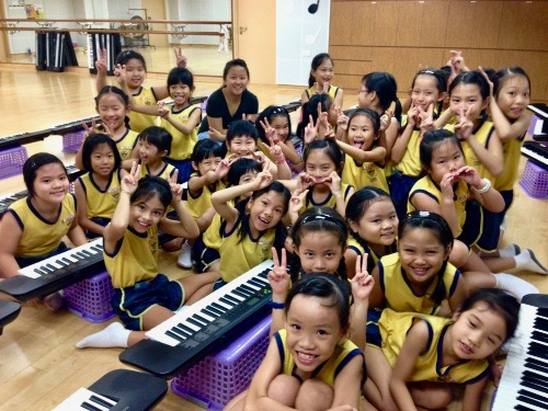 Keyboard Workshop for Young Children