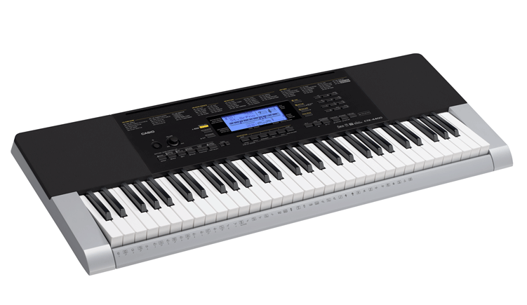 The Casio CTK-4400