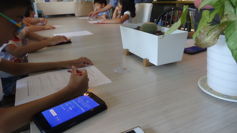 Evaluating their scores