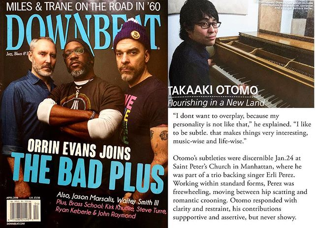#DownBeatMagazine