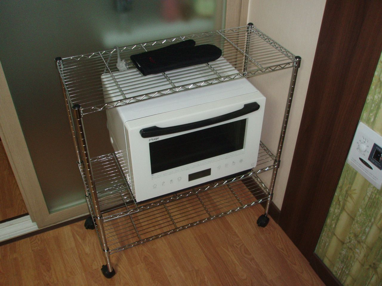 Our new oven!