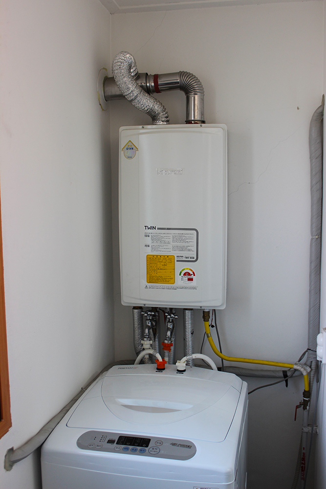 Ondol heater