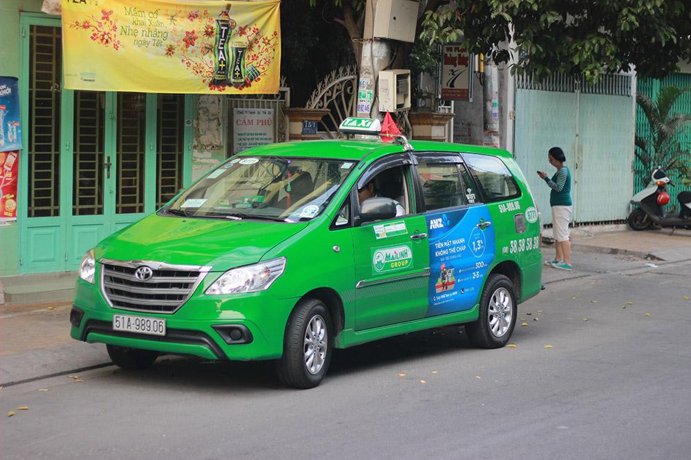 Mailinh taxi