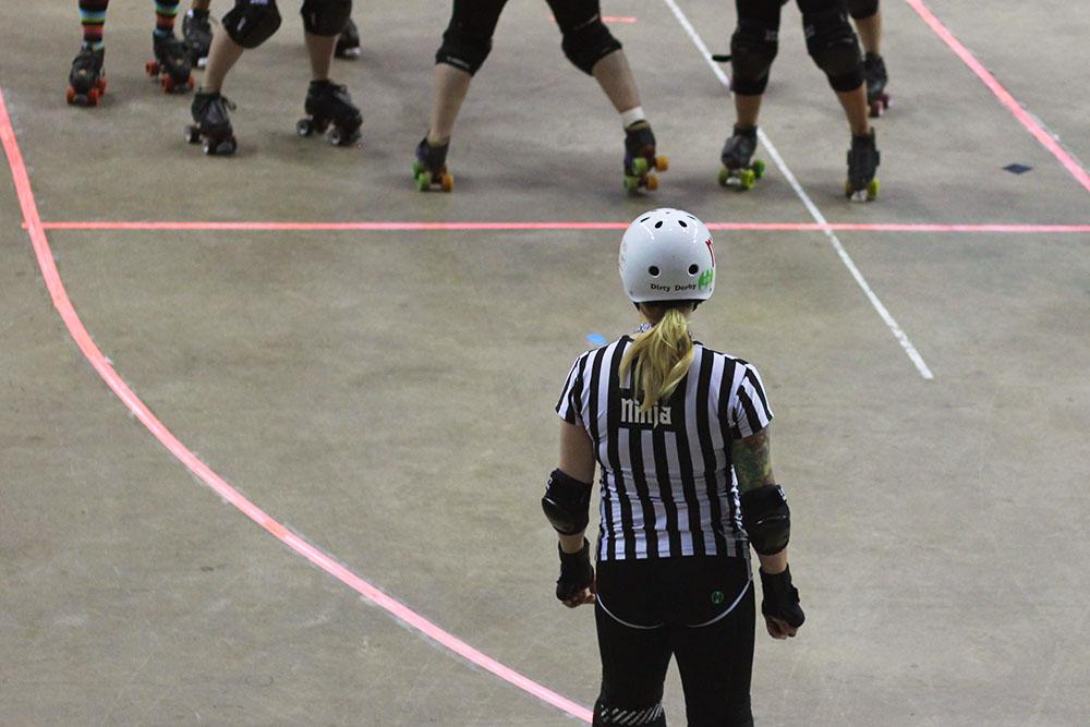 Badass Referee
