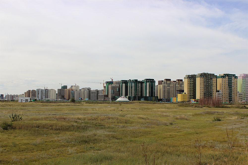 National Park city