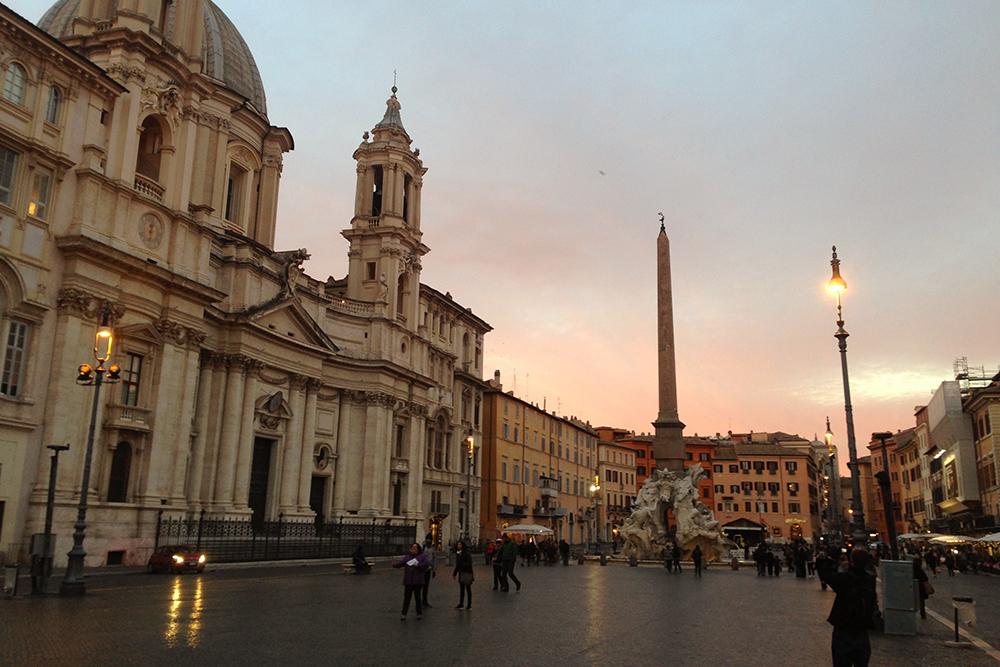 Piazza Navona Vacation