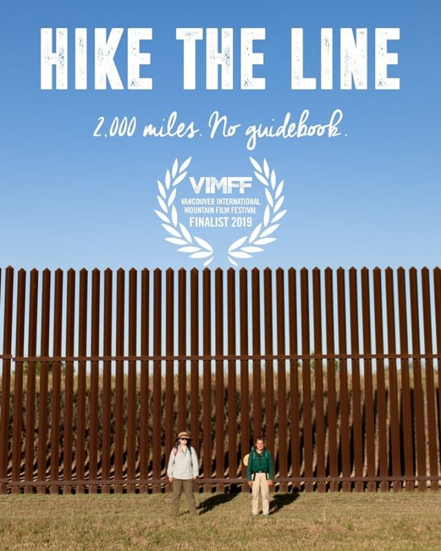 Hike the Line - our film about Claire and Tenny's big walk from San Diego, CA to Brownsville, TX will premiere at the Vancouver Intn'l Mountain Film Fest on February 25th. Excited to finally be able to share this project with the world.  Many thanks to the crew who helped make it happen. Produced and wrote with @groatnotes  Color and emotional support by @pioneerstudios  Design by @jlovephoto  Sound mix and design by @cleod9music  Music by @riverwhyless and @l_e_itgoldy  Additional support from all the wonderful folks at  @ospreypacks - esp @dan.holz.photo  And most of all thanks to @clairetenny.walktheborder for trusting us with your story!  If you haven't seen the trailer its at HiketheLine.com  If you can't make it to the festival it will screen in Durango, CO March 21, and be posted online with @ospreypacks very soon!  @thevimff #vimff #vimff2019