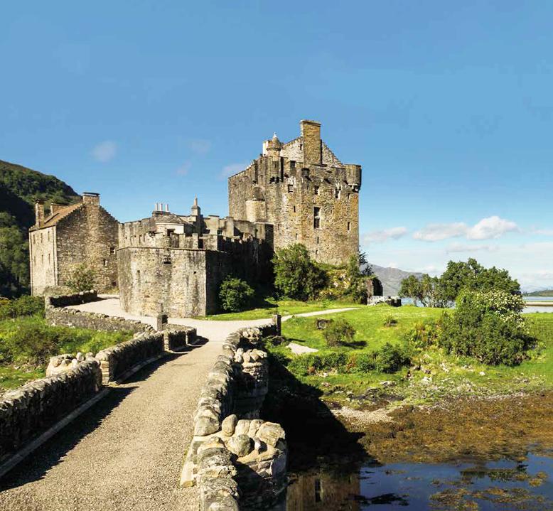Guidebook-cover  Eilean Donan Castle .png