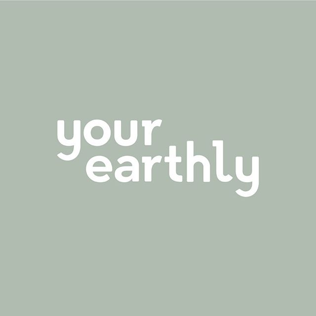 Fresh identity for brand new Washington-based skincare label, Your Earthly. Bringing a range of natural, ethical and honest skin essentials to the table. Watch this space for more. Exciting things happening.