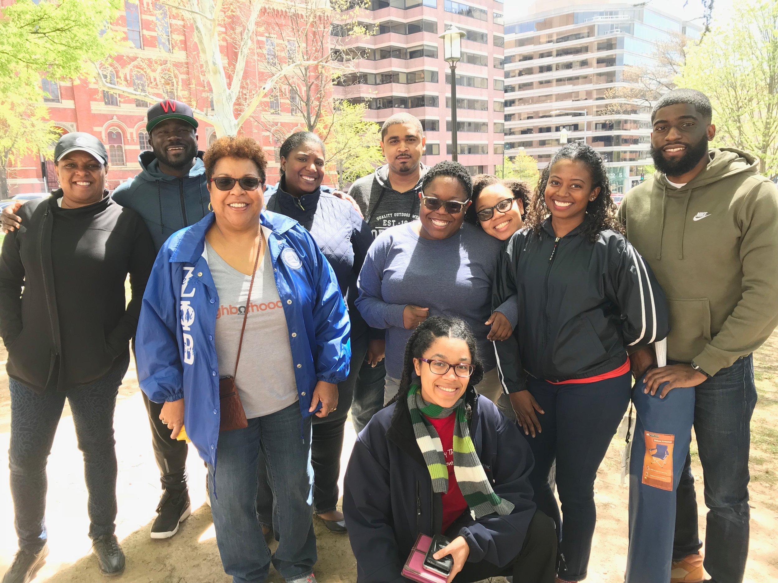 Love our volunteers!