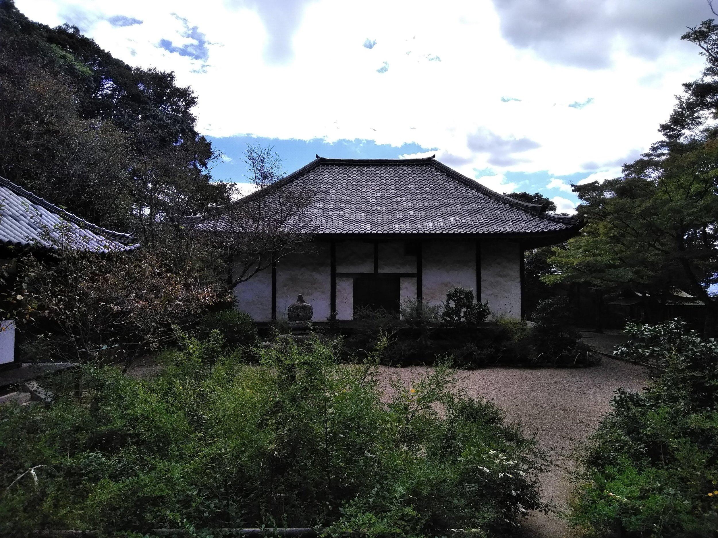 Hondo of Byakugoji
