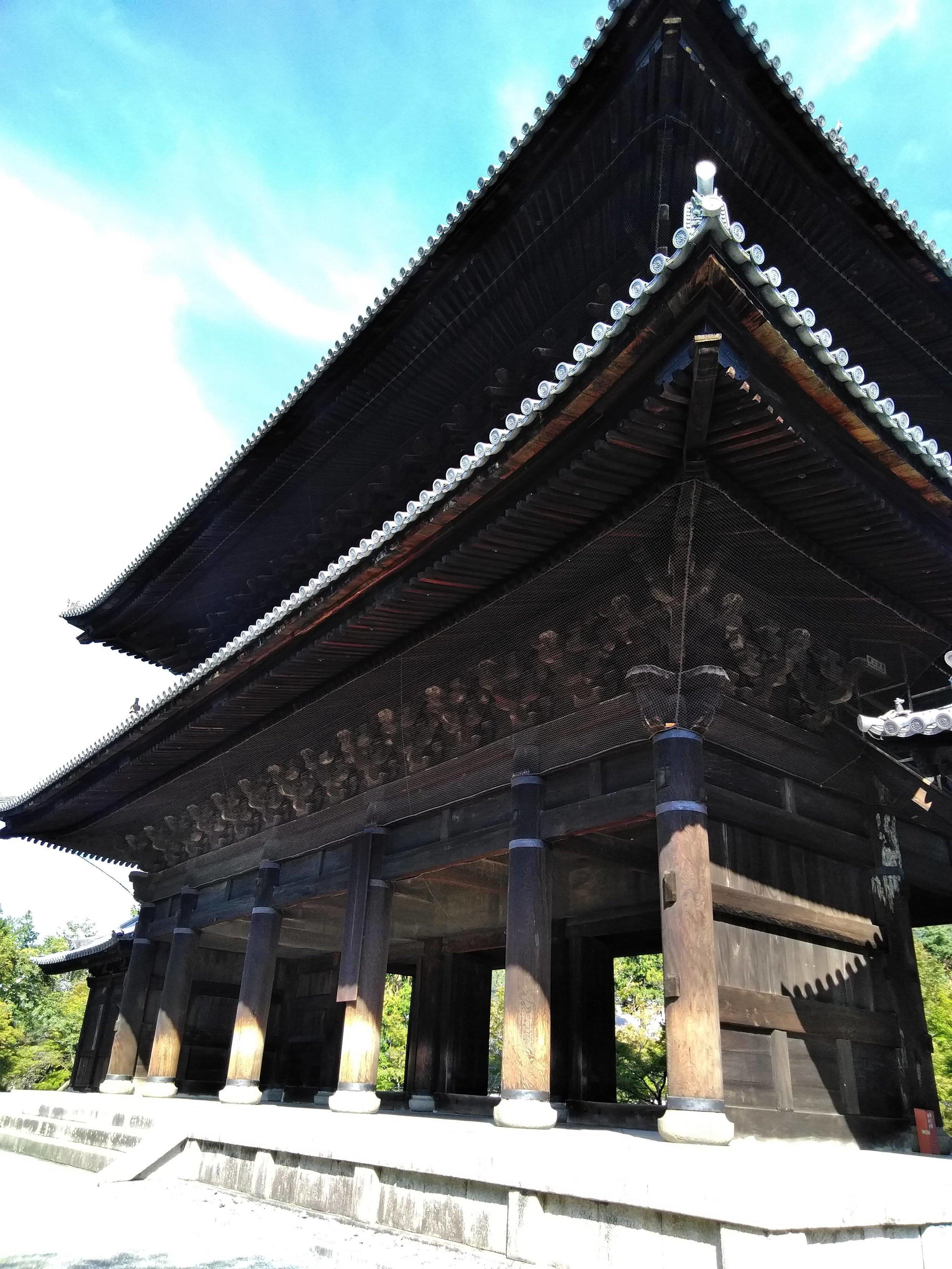 The Gate of Nanzenji