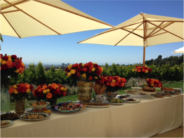 Angelini CATERING - Special Events /Weddings /In-Flight Services /Large & Small Scale ProductionsAngelini Catering is passionately committed to creating a true authentic Italian experience through food, service & atmosphere. Bring the Gino Angelini touch to your event!