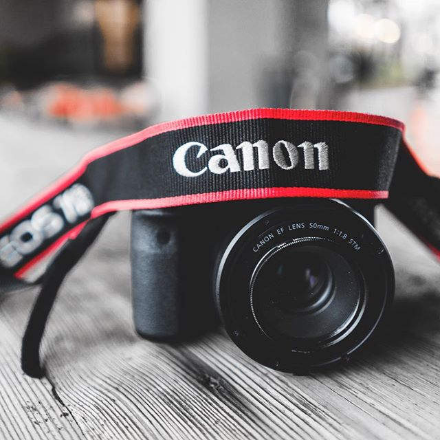 My last picture of a Canon for a while, I swear 📸