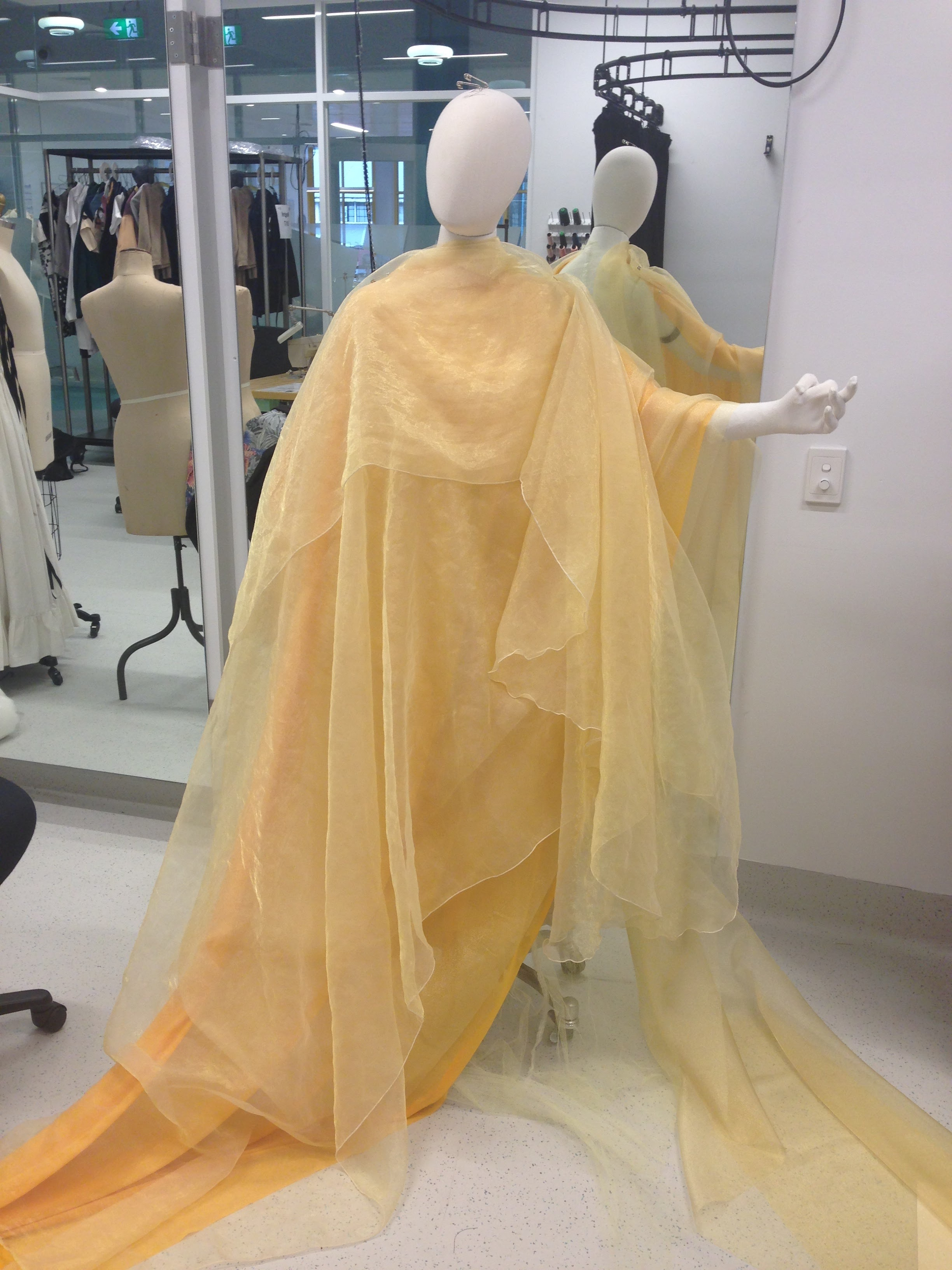 Draping some interesting layers