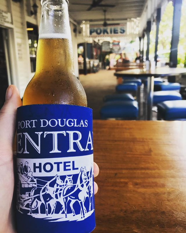 Hump Day Feels 🍺 #thecentral #biru #portdouglaslife