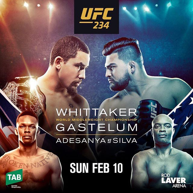 S U N D A Y 🥊🥊🥊 A huge UFC event, live & loud at The Central!! #ufc #fightnight #portdouglas
