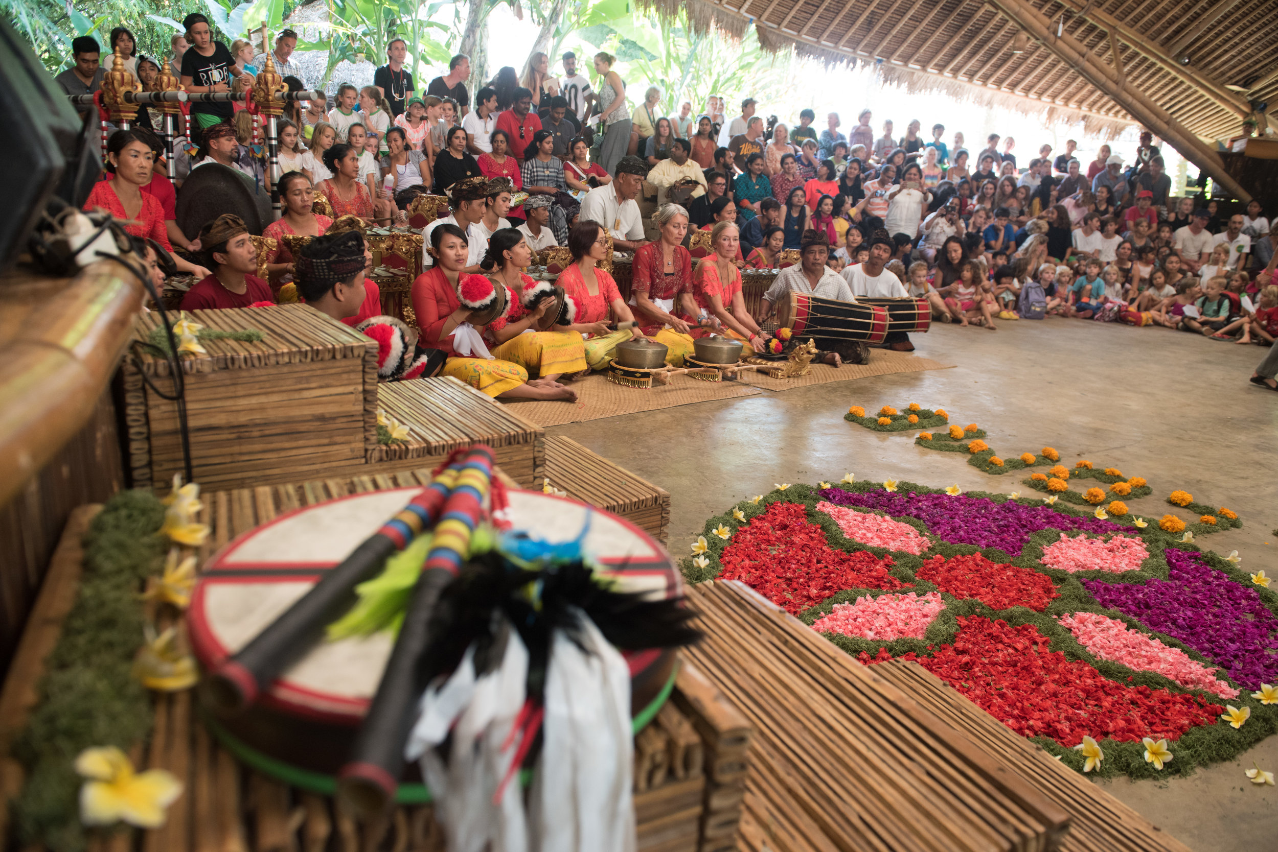 beyond boundaries indigenous festival bali ubud