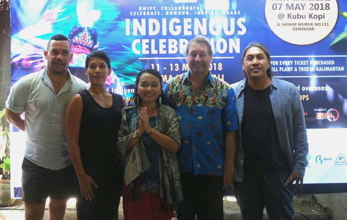 Indigenous Celebration 2018 press conference