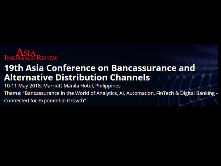 19th Asia Conference on Bancassurance and Alternative Distribution Channels
