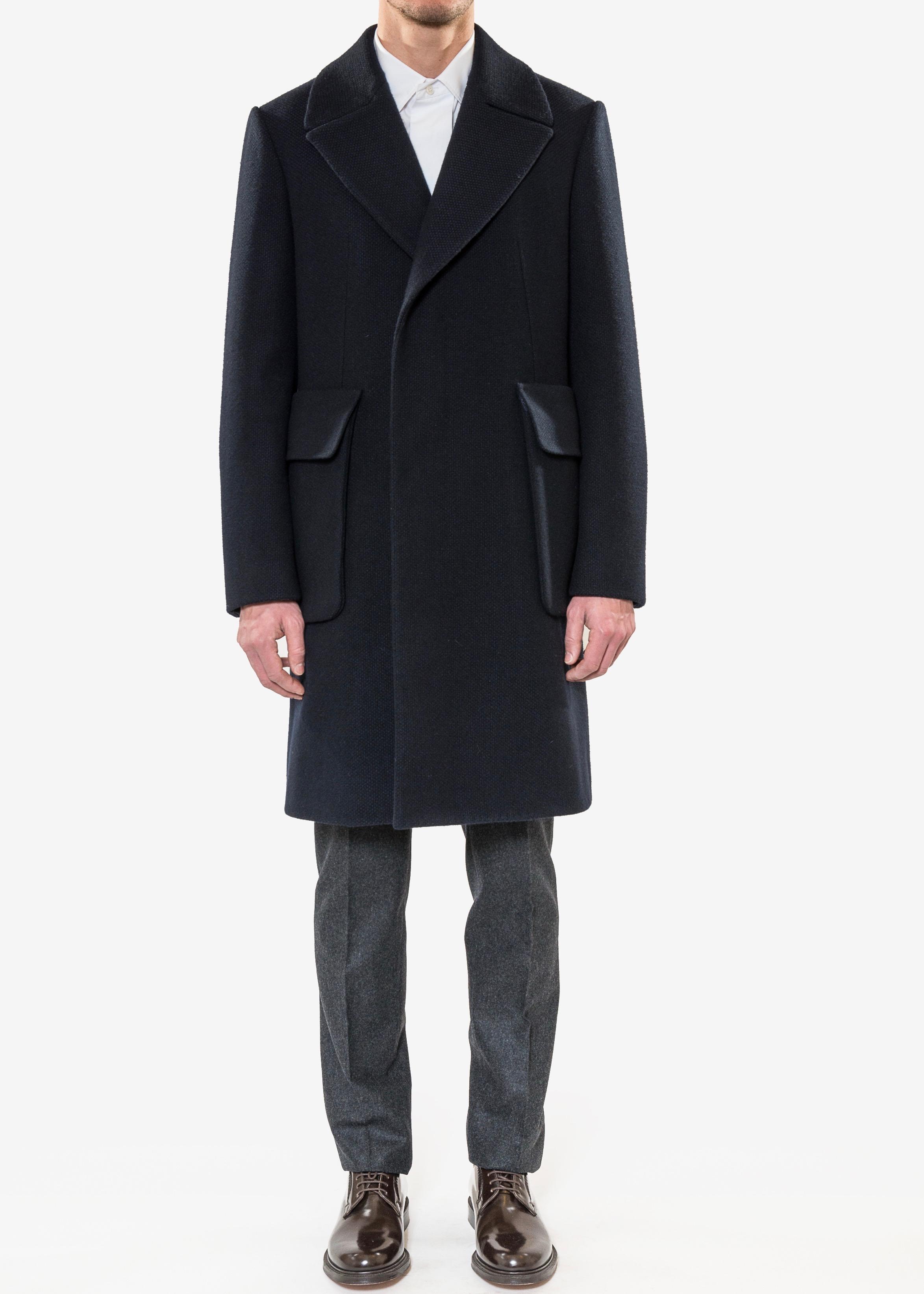 Mr Smith Paris AW18 - Coat