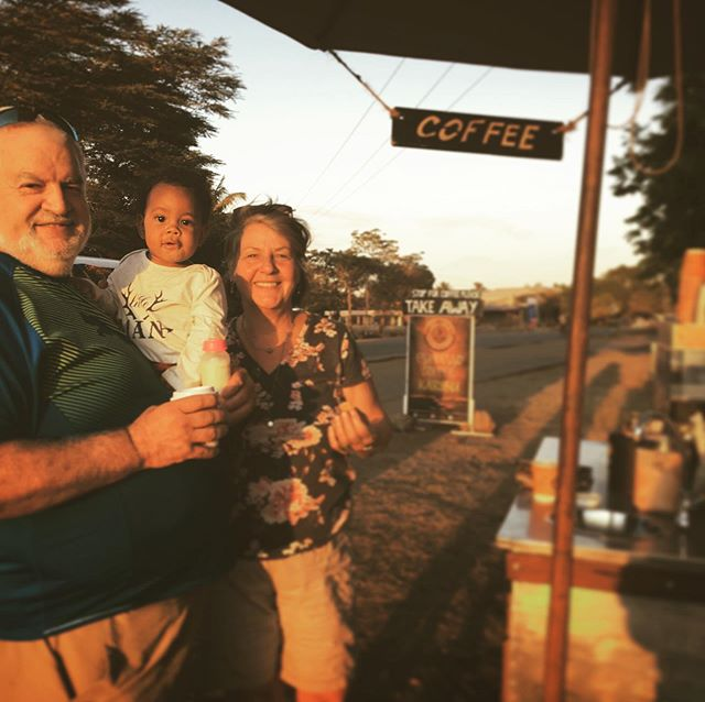 Best coffee stop in Mto Wa Mbu on the way to Manyara National Park