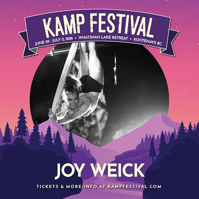 Stoked to be returning to @kampfestival!! Guess I actually have to choose a colour this year 🙈 . . . . . #circuslife #circuseverydamnday #aerial #aerialarts #aerialsling #aerialsilks #nelsonbc #kootenaylife #backtokamp #performanceart #findingawesome