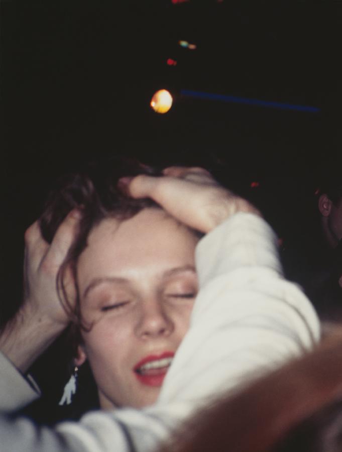 Wolfgang Tillmans,  Love (hands in hair) , 1989