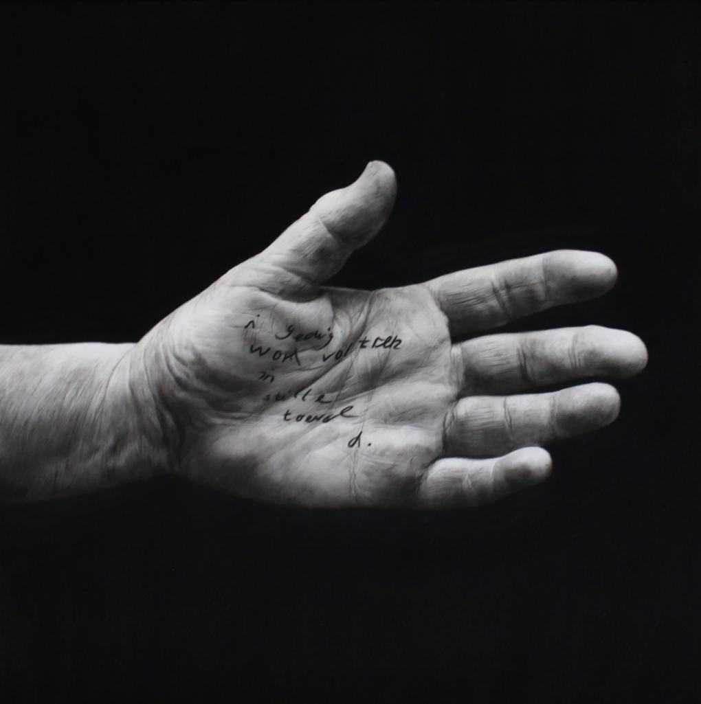 Joan Hambidge:  'n Gedig word voltrek in stille toeval  I