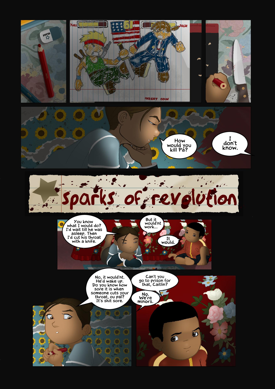 Sparks of revolution  bl. 6